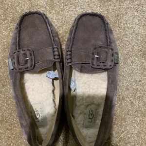 UGG Moccasin Slip on shoes
